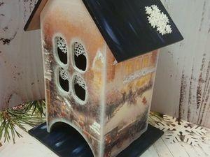 Розыгрыш чайного домика у чудесного мастера Юлии. Ярмарка Мастеров - ручная работа, handmade.