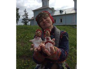 Об игрушках и старо-славянских детских забавах.Возрождения традиций исконно русской культуры в игрушке  из волокон крапивы двудомной.   Ярмарка Мастеров - ручная работа, handmade
