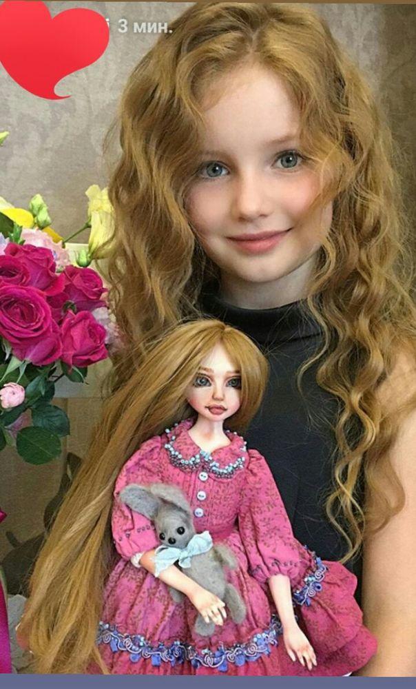удивляешься изготовлю куклу по фотографии узнать, как