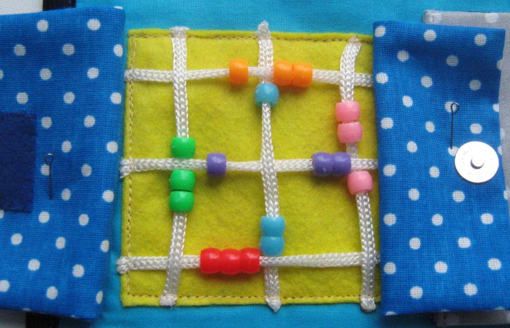 Матрёшки-застёжки своими руками: делаем развивающую игрушку