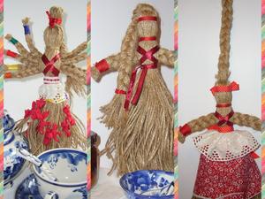Предлагаю посетить МК по древнеславянским куклам-оберегам. Ярмарка Мастеров - ручная работа, handmade.