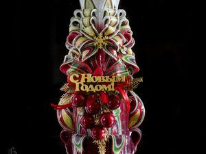 Конкурс Лучший подарок к Новому году. Ярмарка Мастеров - ручная работа, handmade.