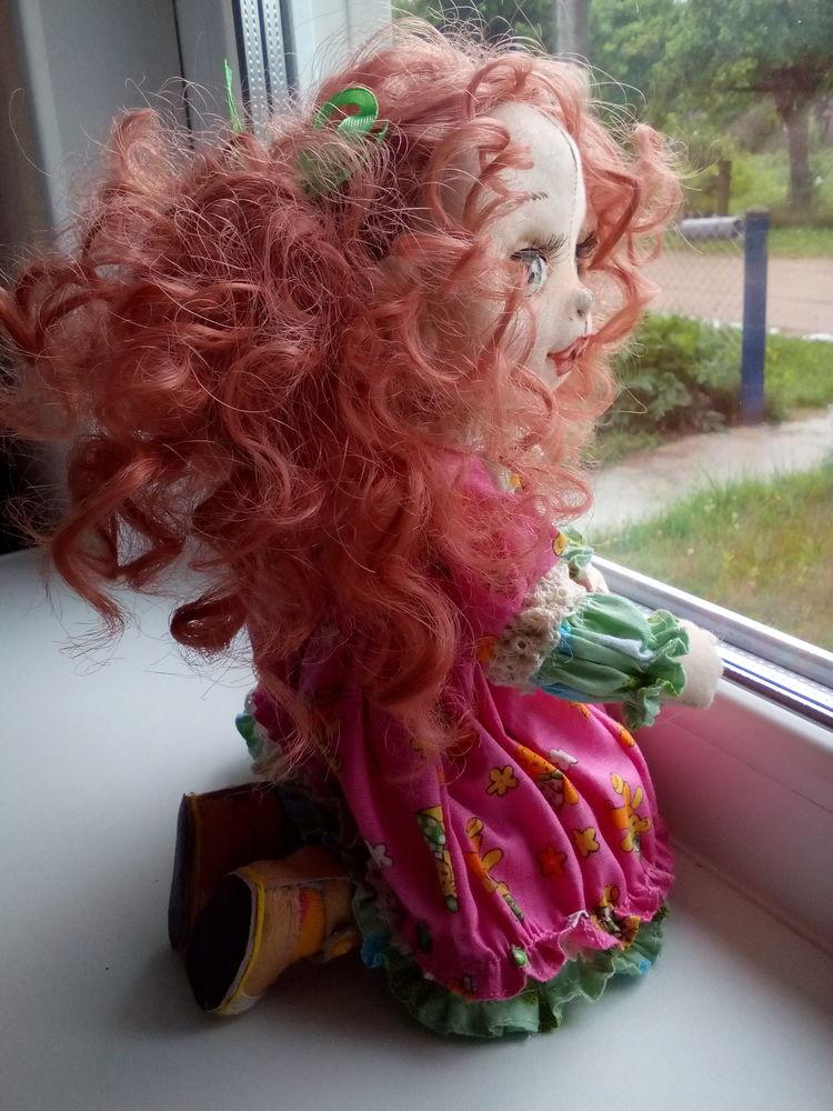 кукла, любопытная кукла