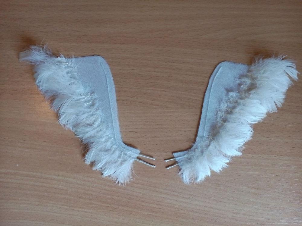 Крылья ангела для ребенка своими руками 4