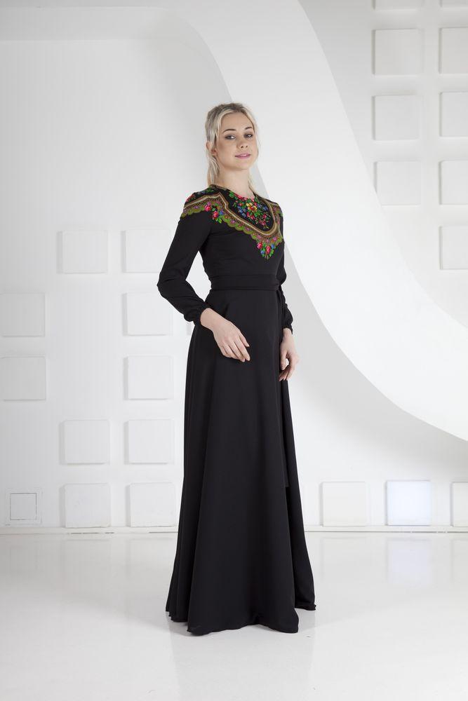 акция, скидка 25%, платье из платка