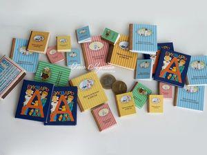 Букварики и книжки с цитатами в наличии. Ярмарка Мастеров - ручная работа, handmade.