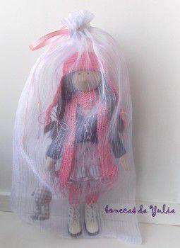 упаковка для кукол, куклы ручной работы