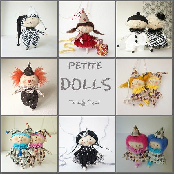 куклы fetastyle
