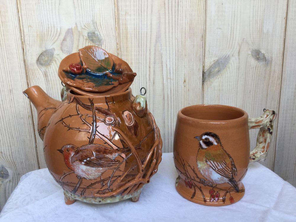 майская керамика