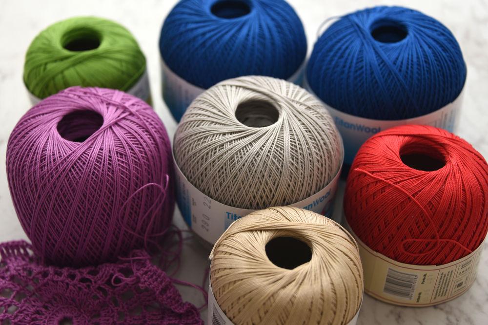 креатив, пряжа для вязания