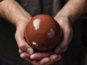 Блестящие шары из воды и земли. Ярмарка Мастеров - ручная работа, handmade.