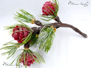 Видео мастер-класс: лепим полярную розу из холодного фарфора. Ярмарка Мастеров - ручная работа, handmade.