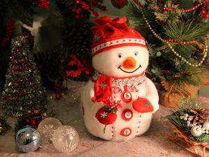 Скоро Новый Год!!!!! | Ярмарка Мастеров - ручная работа, handmade