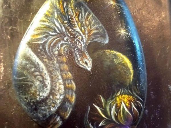 Ярс Сверкающий во Тьме – 3 слой лаковой росписи   Ярмарка Мастеров - ручная работа, handmade