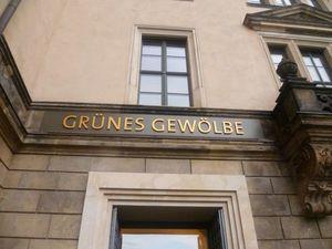 Жемчужина Дрездена: богатейшая сокровищница «Зелёные своды». Ярмарка Мастеров - ручная работа, handmade.