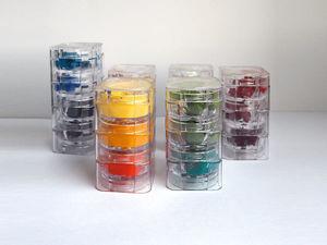 Как подготовить надглазурные краски к росписи по эмали. Ярмарка Мастеров - ручная работа, handmade.