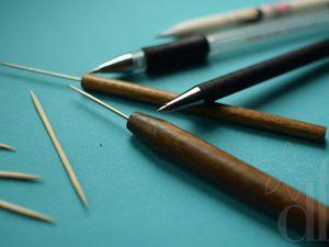 Работаем с фоамираном: учимся правильно обводить и вырезать выкройки. Ярмарка Мастеров - ручная работа, handmade.