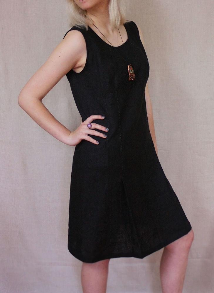 скидки, льняное платье со скидкой