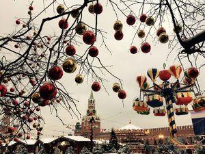 Привет из новогодней Москвы! Новинка!. Ярмарка Мастеров - ручная работа, handmade.