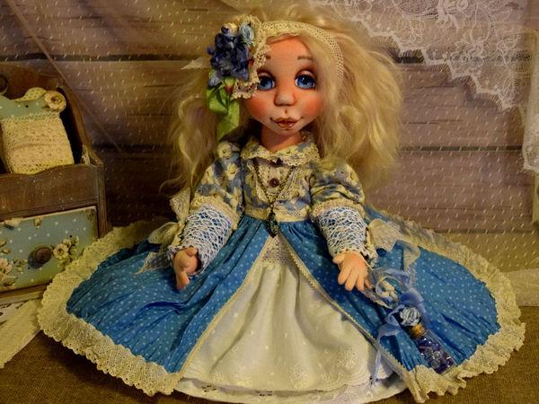Кукольное чудо под новый год | Ярмарка Мастеров - ручная работа, handmade