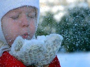 Про первые снежинки за окном. Ярмарка Мастеров - ручная работа, handmade.