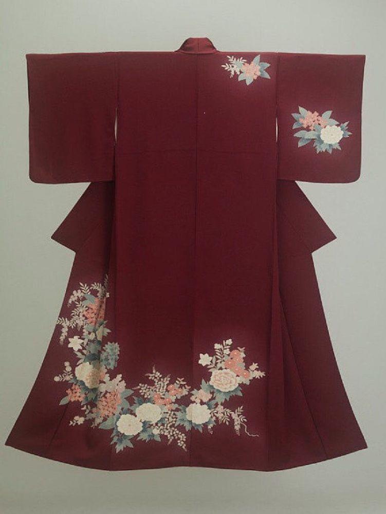 одежда из кимоно