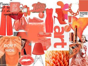 Niagara, Flame, Island Paradise: подбираем наряды самых модных цветов весны-лета 2017 года. Ярмарка Мастеров - ручная работа, handmade.