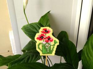Украшения для цветов | Ярмарка Мастеров - ручная работа, handmade