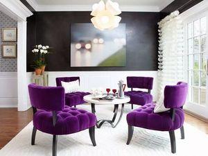 Сиреневый цвет в интерьере: идеи для вдохновения. Ярмарка Мастеров - ручная работа, handmade.