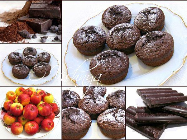 Кулинарные рецепты! Шоколадный кекс из кабачков! Постный, яблочный кекс! Шоколадный яблочный кекс! Банановый кекс! | Ярмарка Мастеров - ручная работа, handmade