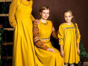 Новые тёплые платья!. Ярмарка Мастеров - ручная работа, handmade.