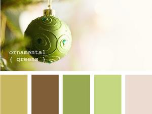 Черпаем вдохновение цветом в мире новогодних украшений. Часть 8. Ярмарка Мастеров - ручная работа, handmade.