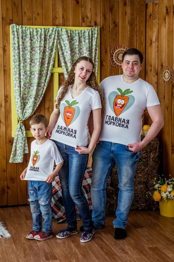 фотопечать на футболках