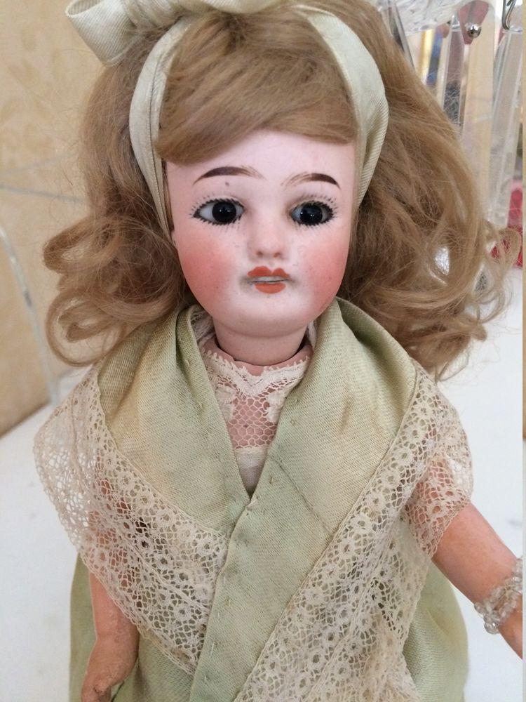 франзузская кукла