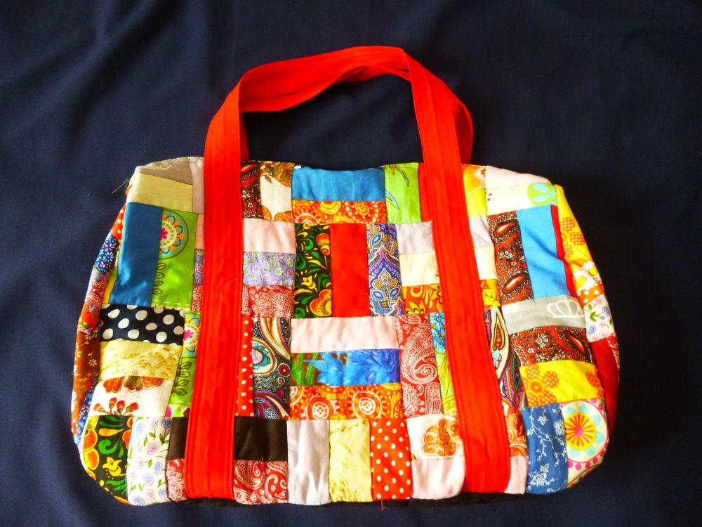 лето 2017, сумка текстильная