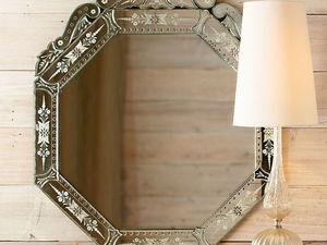 Венецианские Зеркала. Ярмарка Мастеров - ручная работа, handmade.