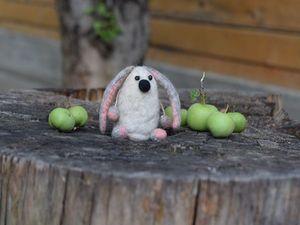 Игрушки на фотосессии и песня про валяние. Ярмарка Мастеров - ручная работа, handmade.