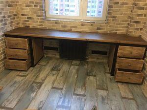 Новый стол в стиле лофт. Ярмарка Мастеров - ручная работа, handmade.