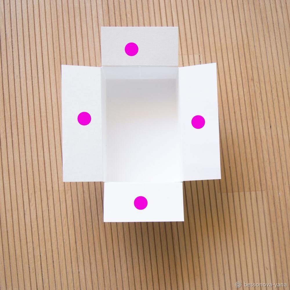 Делаем коробку для своих изделий, фото № 12