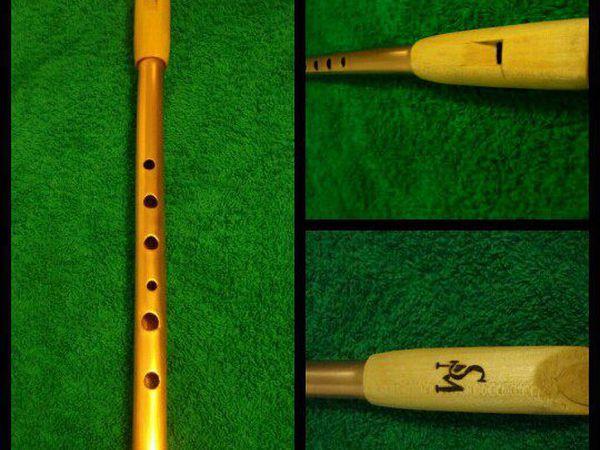Новый инструмент - Вистл в Ре | Ярмарка Мастеров - ручная работа, handmade
