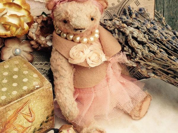 Новая мишка Ми-ми   Ярмарка Мастеров - ручная работа, handmade