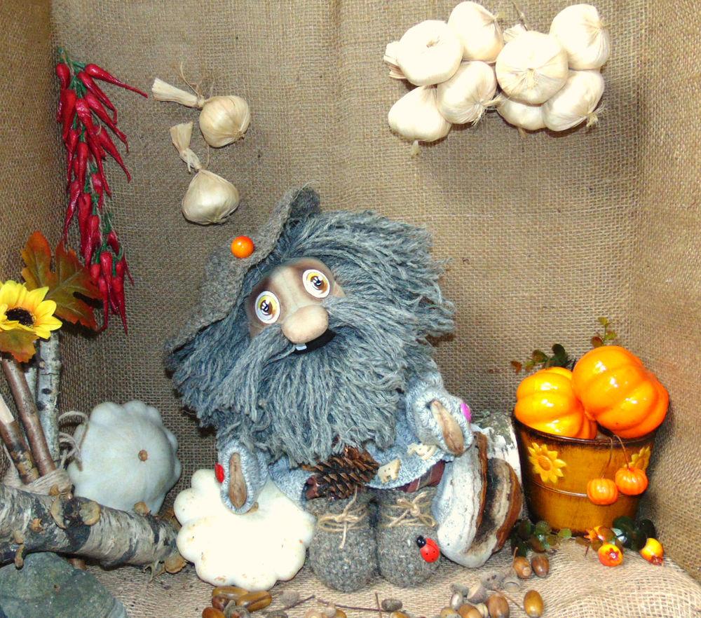 домовенок, обережная кукла, традиции