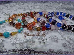 Для любителей!!!  Серия сказочно-красивых браслетов!!! | Ярмарка Мастеров - ручная работа, handmade
