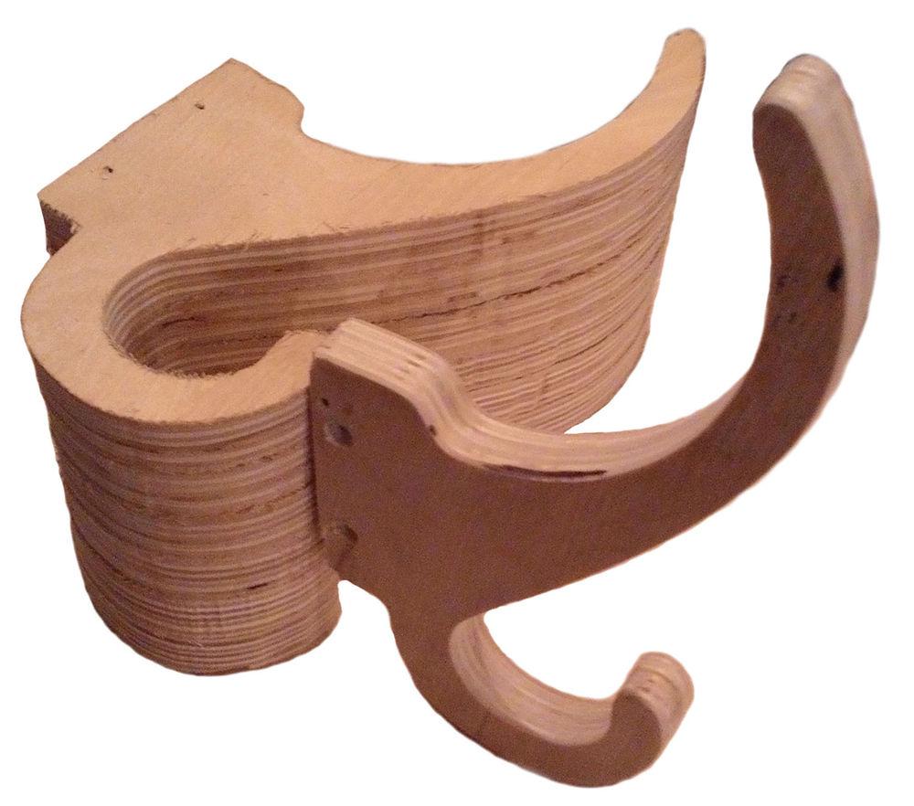 Изготавливаем деревянную вешалку своими руками, фото № 7