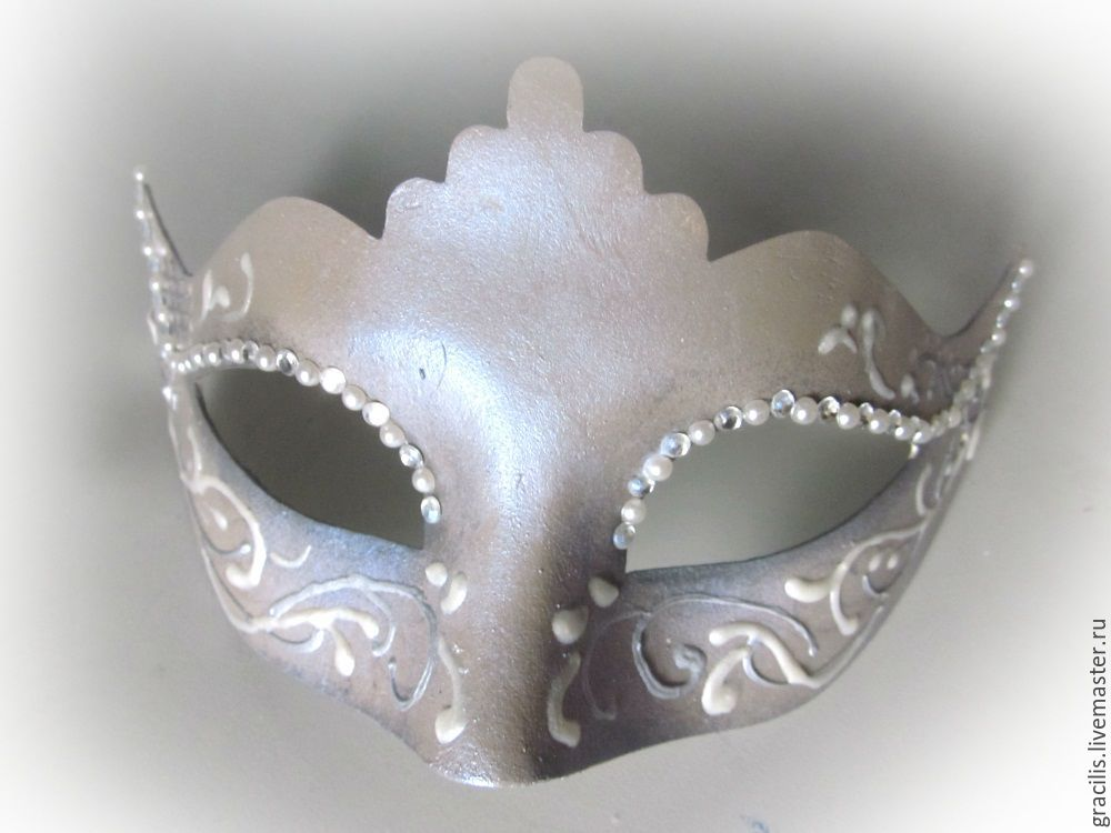 новогодняя маска