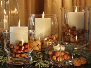 Когда горит свеча — уютно!. Ярмарка Мастеров - ручная работа, handmade.