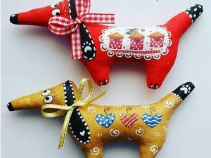 Приём заказов на Новый год до 15.10.17. Ярмарка Мастеров - ручная работа, handmade.