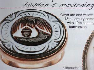 Традиции далёкой старины: уникальные украшения «Для памяти» из коллекции Hayden. Ярмарка Мастеров - ручная работа, handmade.