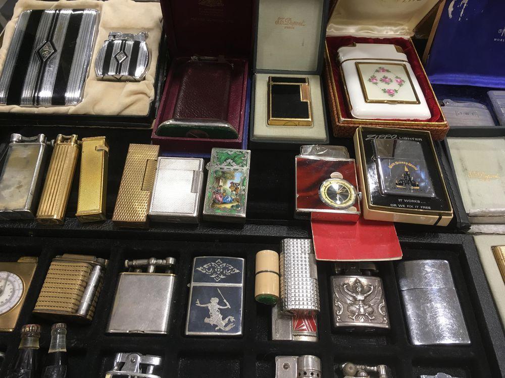 коллекционные зажигалки