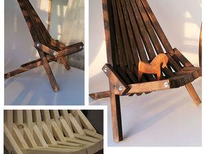 Честная мебель. Изготовление раскладного кресла_2 вечера | Ярмарка Мастеров - ручная работа, handmade